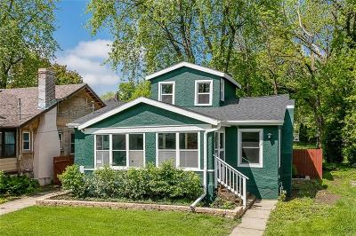 Des Moines Single Family Home For Sale: 1012 28th Street
