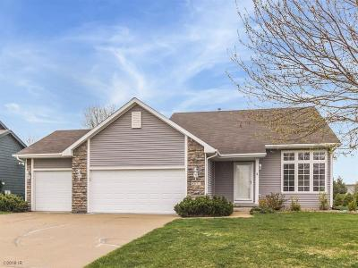 Urbandale Single Family Home For Sale: 4031 122nd Street