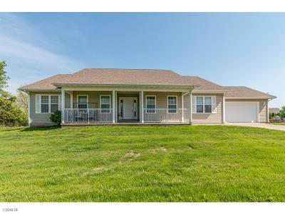 Polk City Single Family Home For Sale: 901 Edgewater Drive