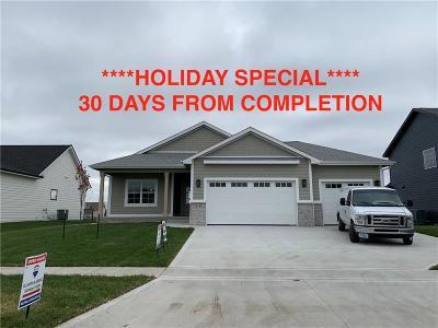 Altoona Single Family Home For Sale: 618 35th Street SW