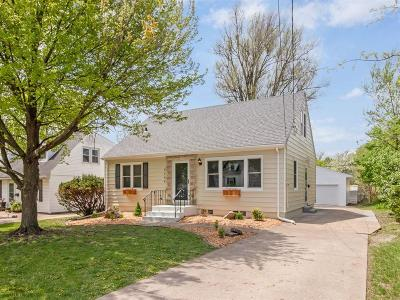 Des Moines Single Family Home For Sale: 2606 47th Street