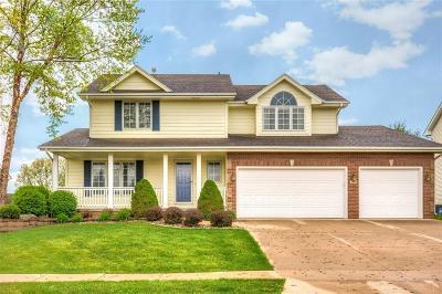 Waukee Single Family Home For Sale: 390 SE Rosenkranz Drive