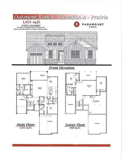 Grimes Single Family Home For Sale: 101 NE 21st Circle