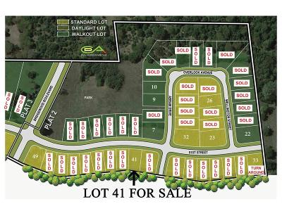 West Des Moines Residential Lots & Land For Sale: 185 91st Street