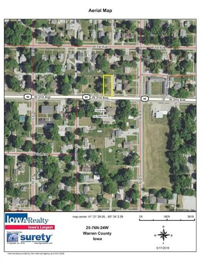 Indianola Residential Lots & Land For Sale: 506 W 2nd Avenue