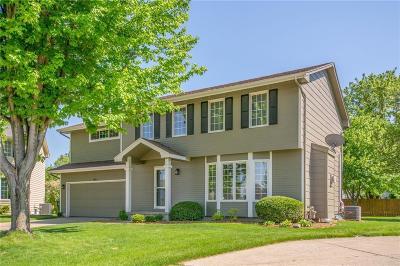 Ankeny Single Family Home For Sale: 1401 Megan Court