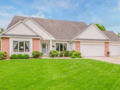 Clive Single Family Home For Sale: 12846 Hickory Court