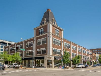 Des Moines Condo/Townhouse For Sale: 400 E Locust Street #209