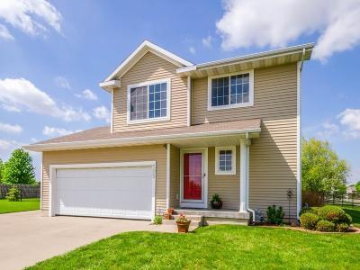 Waukee Single Family Home For Sale: 505 SE Olson Drive