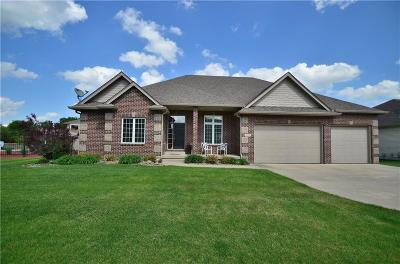 Ankeny Single Family Home For Sale: 2015 SW Westwinds Drive