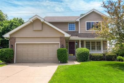 Johnston Single Family Home For Sale: 8936 Long Meadow Drive