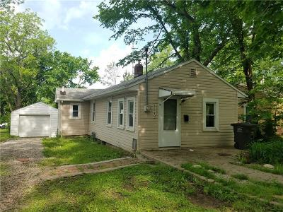 Des Moines Single Family Home For Sale: 3840 15th Street