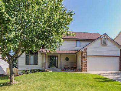 Urbandale Single Family Home For Sale: 9207 Oakwood Drive