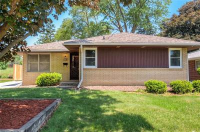 West Des Moines Single Family Home For Sale: 1705 Hillside Street