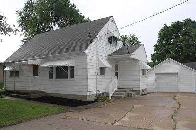 Single Family Home For Sale: 408 Center Street