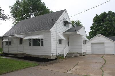 Norwalk Single Family Home For Sale: 408 Center Street
