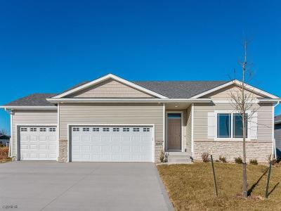 West Des Moines Single Family Home For Sale: 9197 Cody Drive
