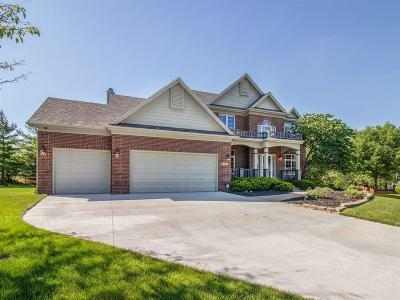 West Des Moines Single Family Home For Sale: 5901 Meadow Valley Court