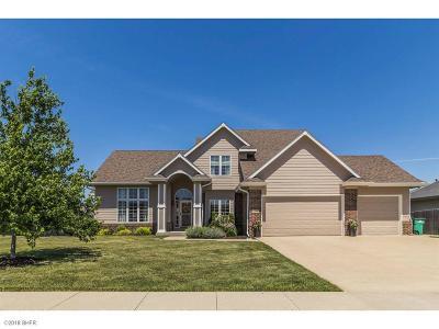 Grimes Single Family Home For Sale: 2301 NE Destination Circle