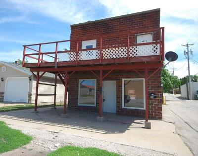 Boone County Commercial For Sale: 1016 7th Street