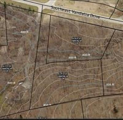 Pleasant Hill Residential Lots & Land For Sale: 6269 & 6247 SE Vandalia Drive