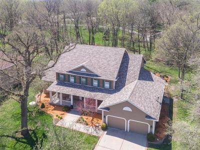 Johnston Single Family Home For Sale: 7030 Forest Drive