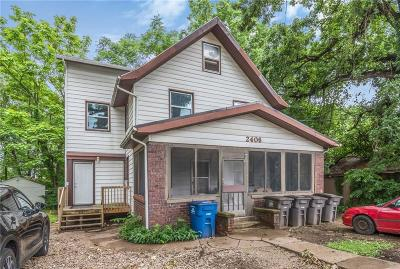 Des Moines IA Multi Family Home For Sale: $224,900