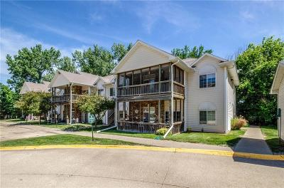 Urbandale Condo/Townhouse For Sale: 2449 Patricia Drive