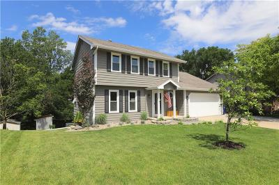 Grimes Single Family Home For Sale: 204 NW Prairie Creek Drive
