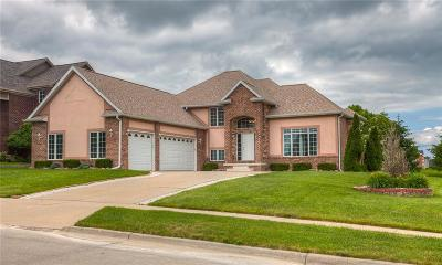 Johnston Single Family Home For Sale: 9425 Woodland Drive