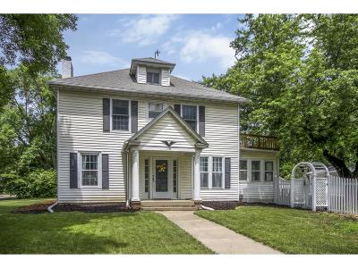 Indianola Single Family Home For Sale: 310 W Iowa Avenue