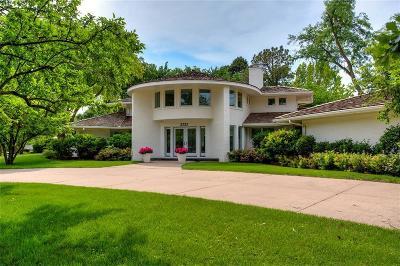 Des Moines Single Family Home For Sale: 3737 River Oaks Drive