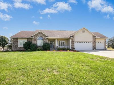Norwalk Single Family Home For Sale: 10980 Cleveland Trail