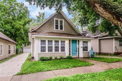 Des Moines Single Family Home For Sale: 1030 27th Street