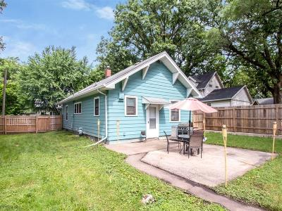 Des Moines IA Single Family Home For Sale: $115,900