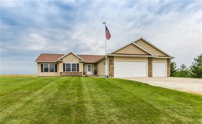 Indianola Single Family Home For Sale: 11436 S23 Highway