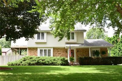 Pleasant Hill Single Family Home For Sale: 492 Benjamin Boulevard