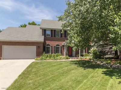 West Des Moines Single Family Home For Sale: 2813 Scenic Place