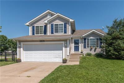 Waukee Single Family Home For Sale: 1805 SE Florence Drive