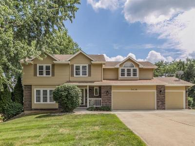 West Des Moines Single Family Home For Sale: 3424 Scenic Valley Drive