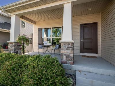 Waukee Single Family Home For Sale: 1615 Snyder Street