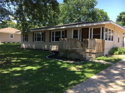 Altoona Single Family Home For Sale: 1405 4th Street SW