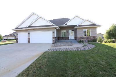 Ankeny Single Family Home For Sale: 2308 SE Clover Ridge Court