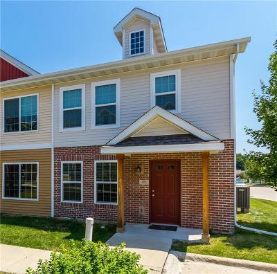 West Des Moines Condo/Townhouse For Sale: 9135 Coneflower Drive #102