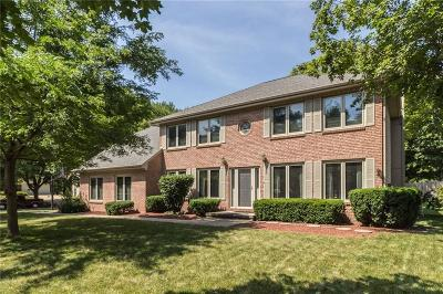 West Des Moines Single Family Home For Sale: 5601 Woodland Avenue