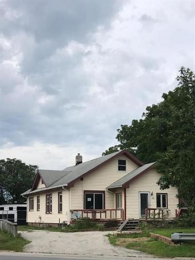 Des Moines IA Single Family Home For Sale: $72,500