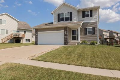 Ankeny Single Family Home For Sale: 5221 NE Hillcrest Drive