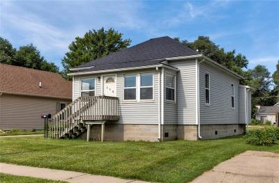 West Des Moines Single Family Home For Sale: 112 1st Street