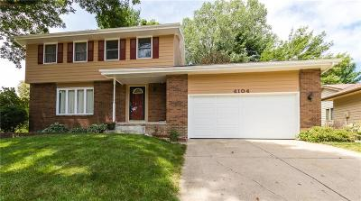 Urbandale Single Family Home For Sale: 4104 80th Street
