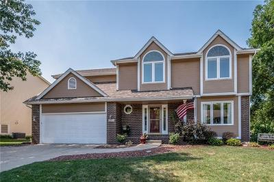 Urbandale Single Family Home For Sale: 6505 Hickory Lane